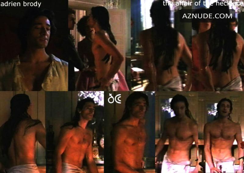 Adam Brody Nude Body