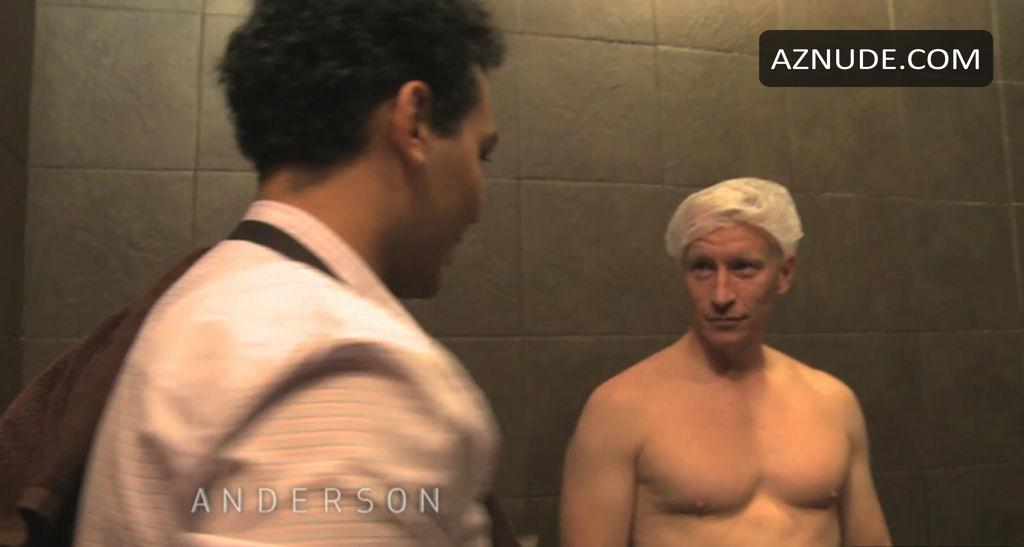from Emmitt anderson cooper gay or straight