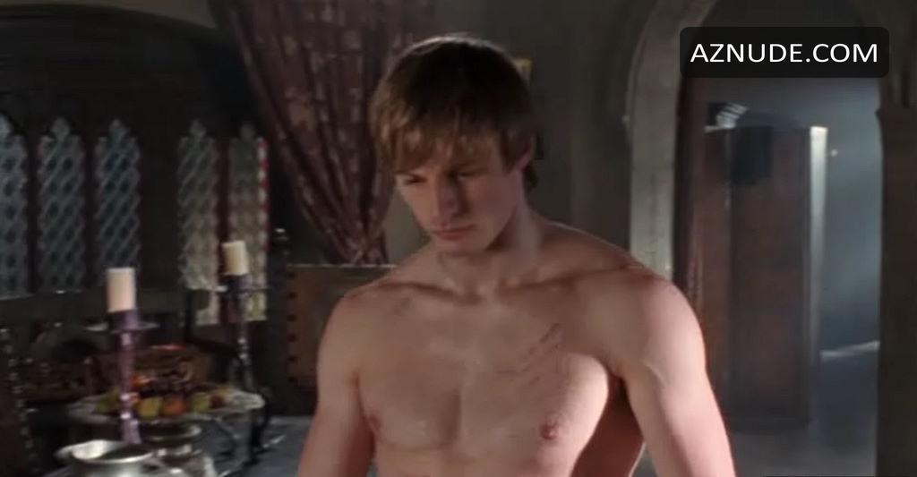 James naked bradley Bradley James