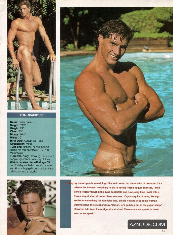 Ideal Brad Pitt Nude Playgirl Scenes