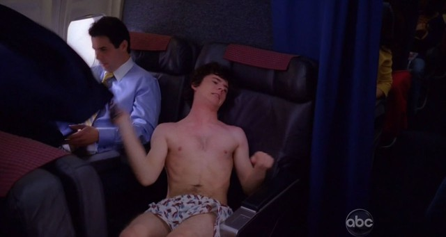 Charlie mcdermott nude