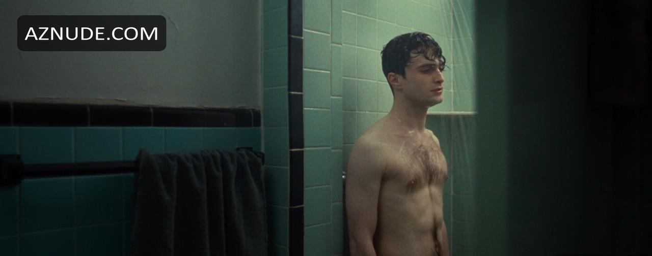 Daniel radcliffe naked with