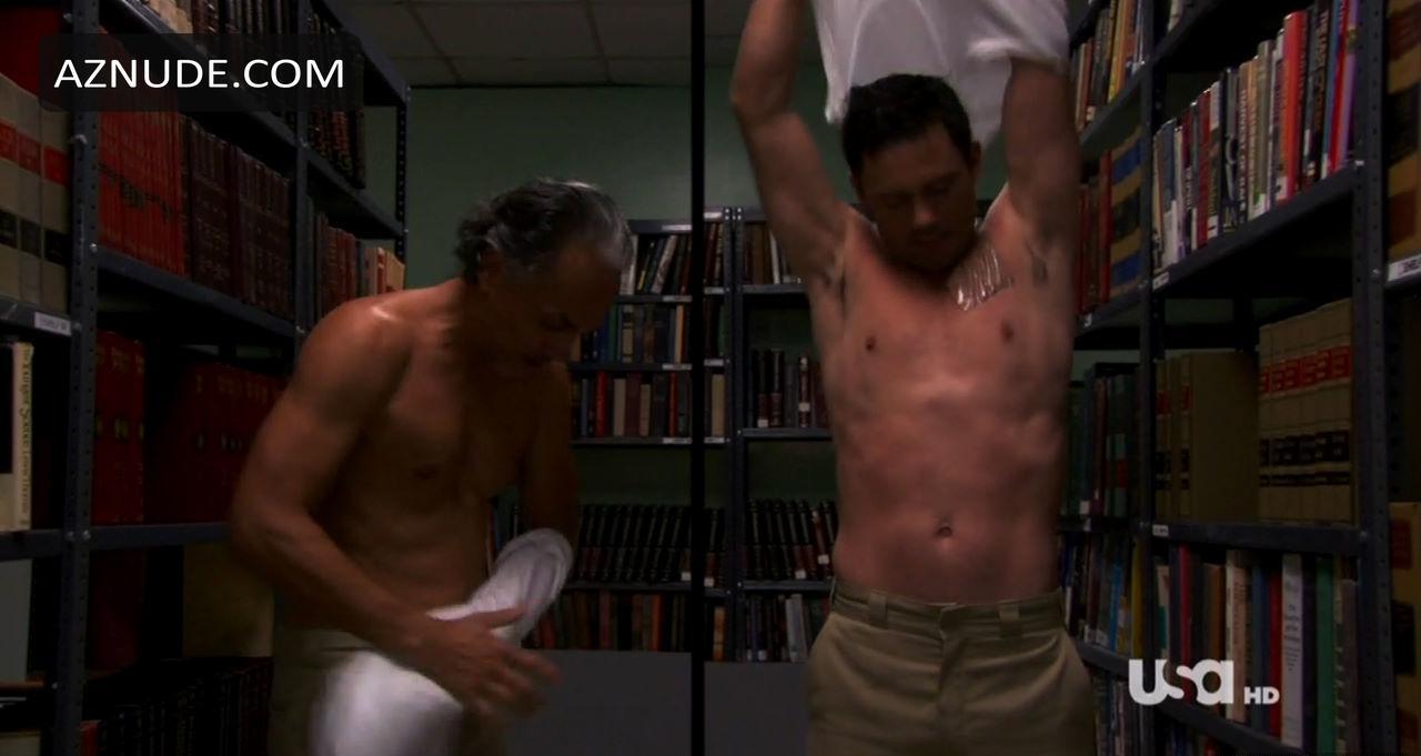 Jeffery donovan naked