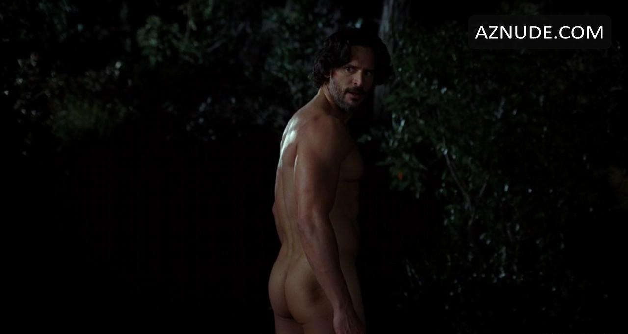 nude Joe manganiello naked