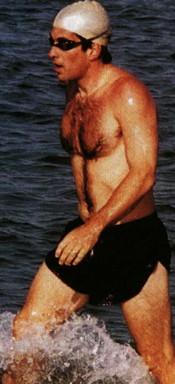 Celebrity John Kennedy Jr Naked Gif