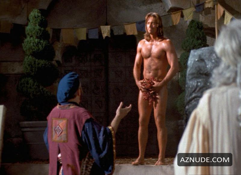 Sorbo naked kevin