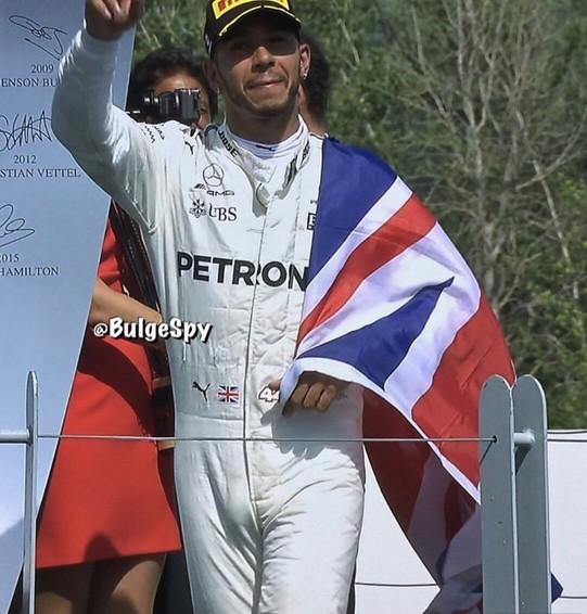 Lewis Hamilton Penis