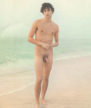 Hot Naked Sexy Male Model Pic