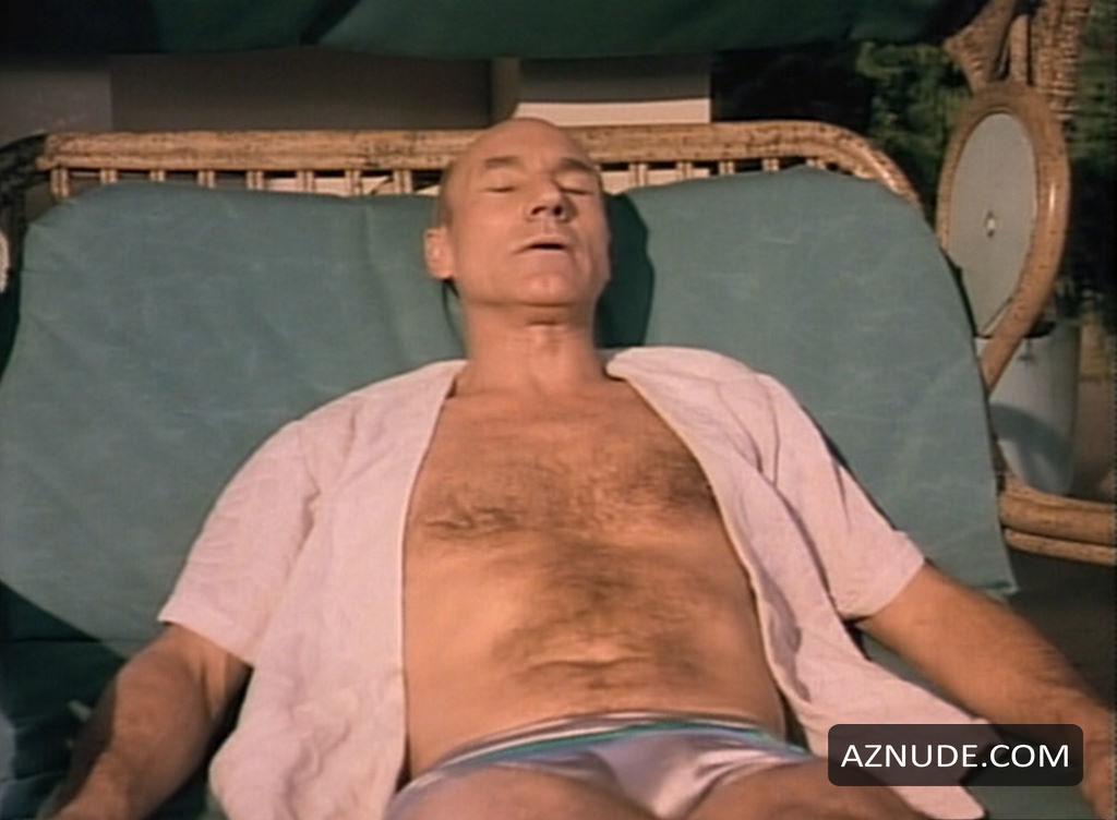 patrick stewart nude aznude men