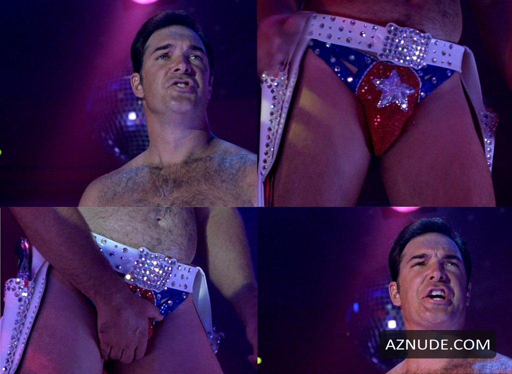 Gay naked patrick warburton