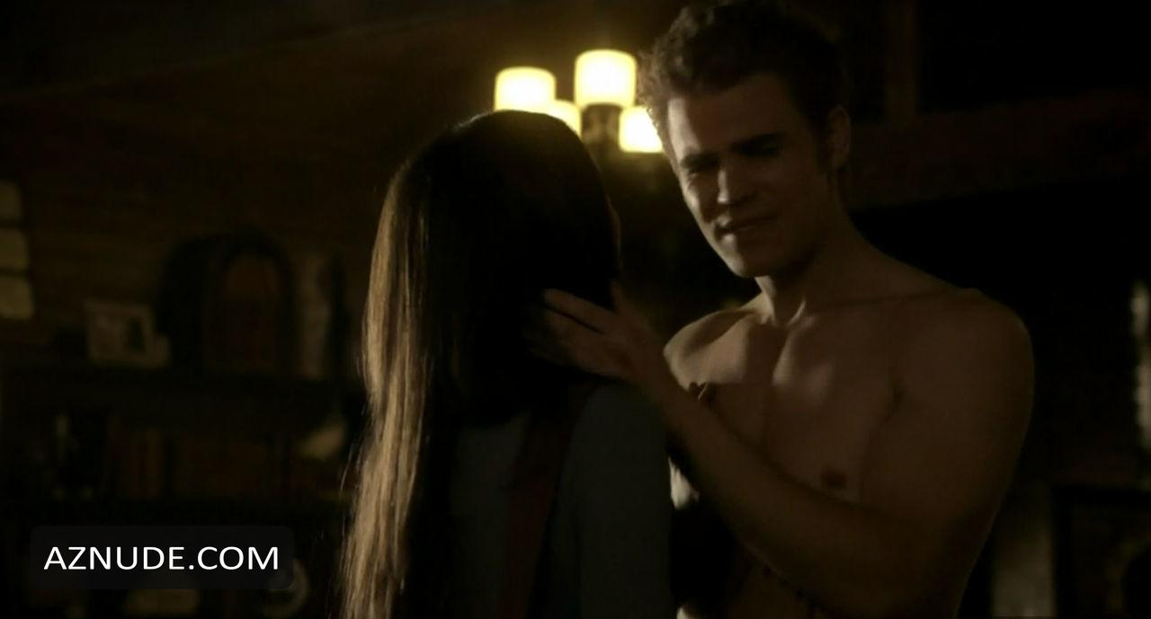 What words..., paul wesley nude