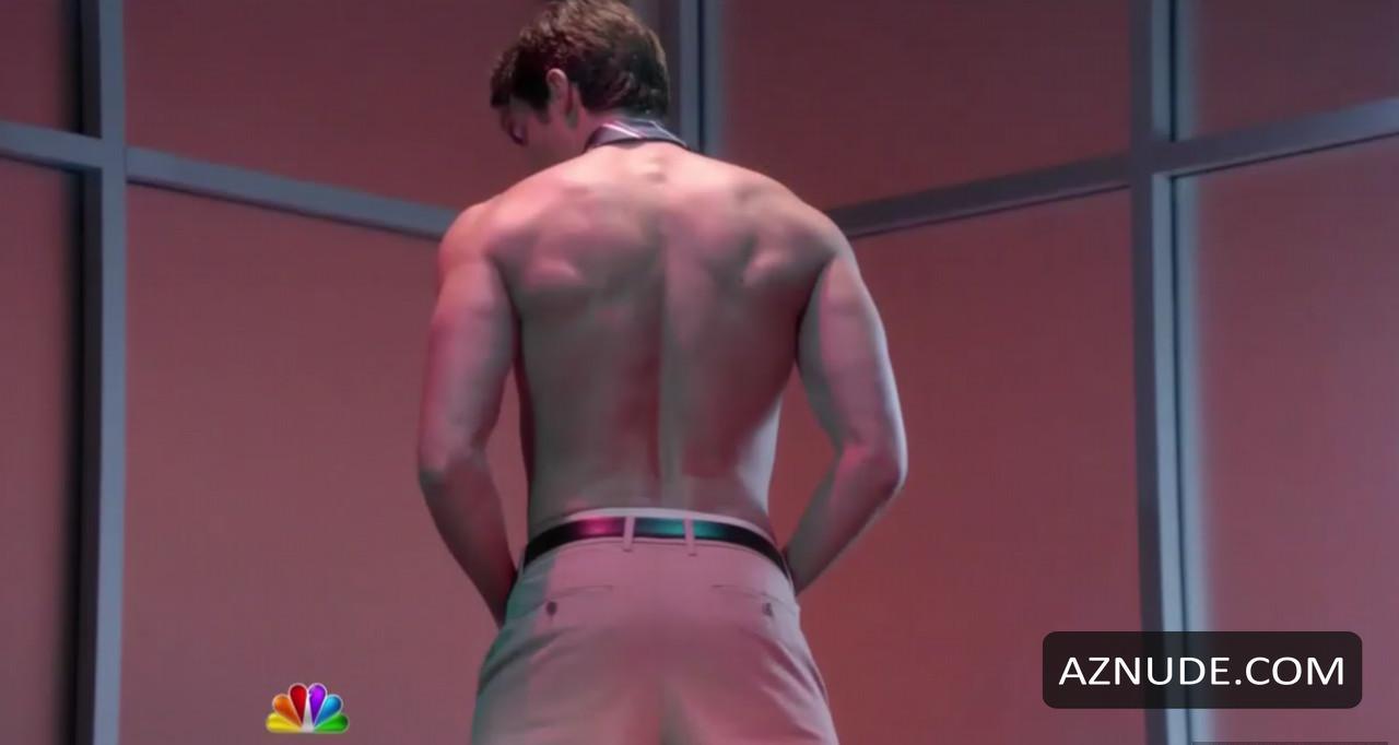 Peter porte nude