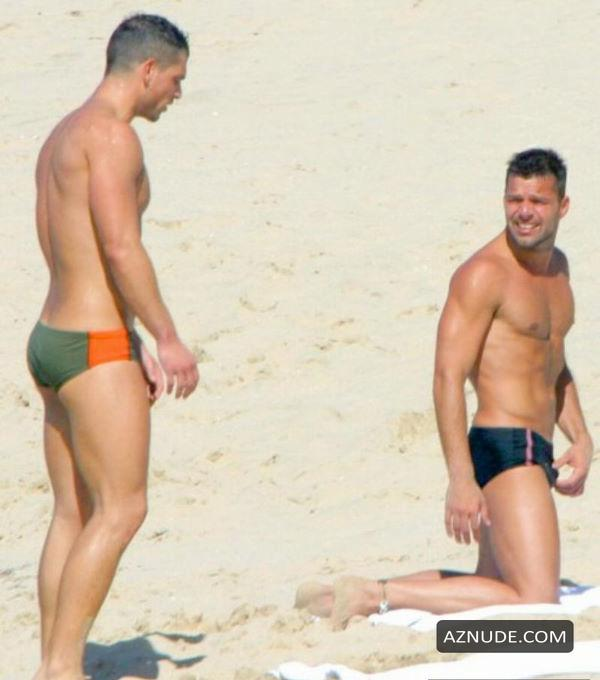 Assured, that Ricky martin nude penis agree