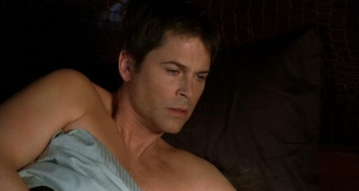 Rob lowe fully naked for that