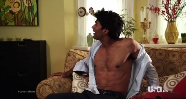 Celebrity Nude Sendhil Ramamurthy Pic
