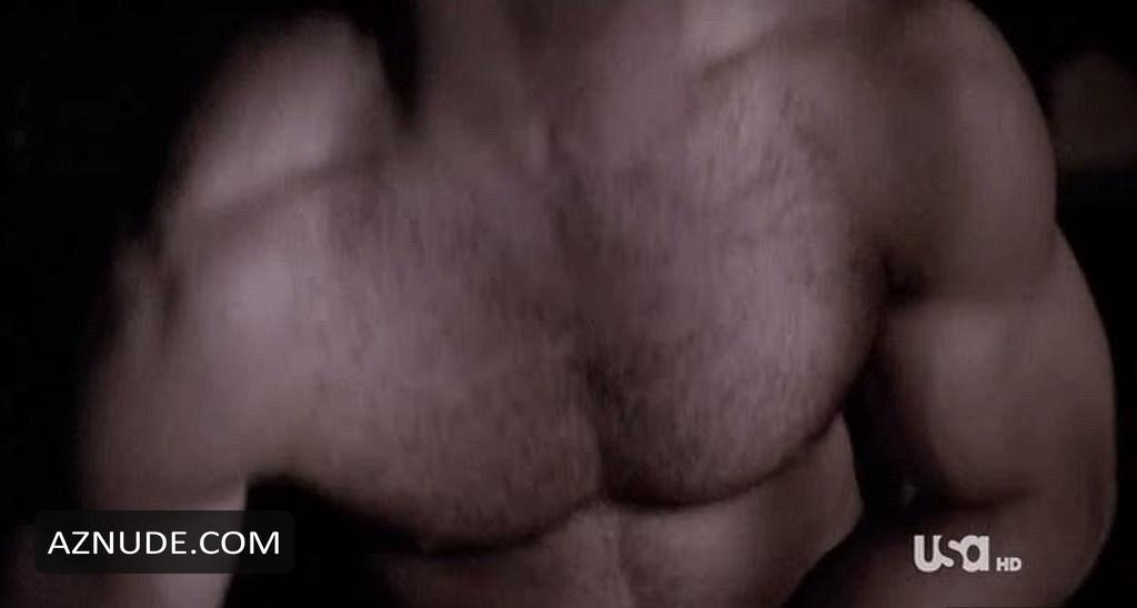 Shawn roberts fake naked