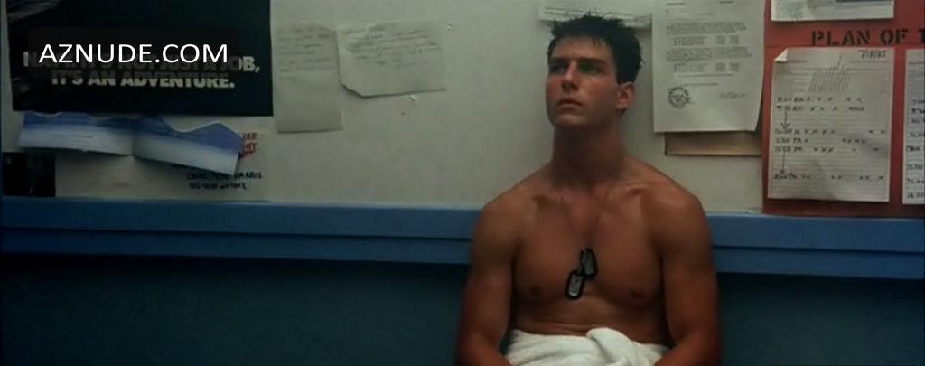 Hot Tom Crise Nude Gif