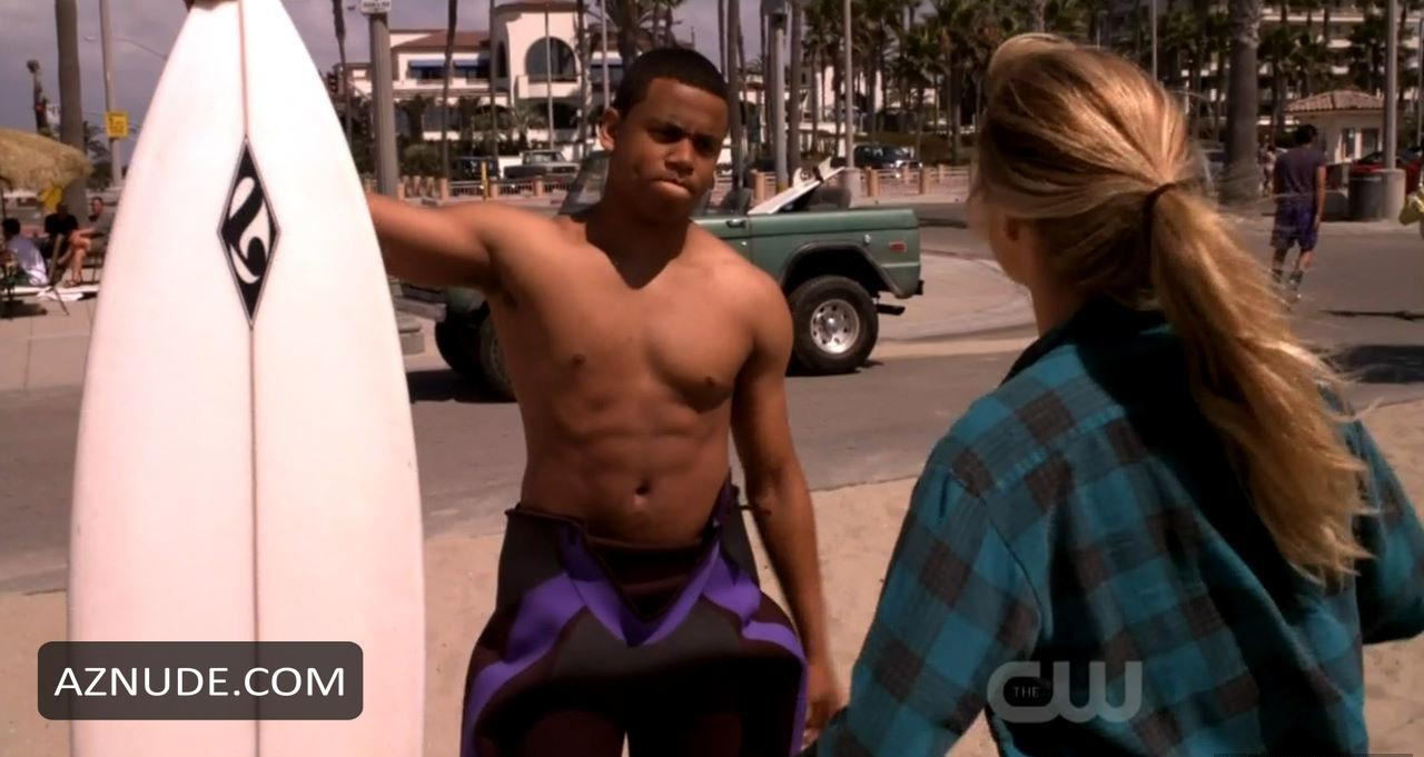 Tristan wilds gets naked for explanation