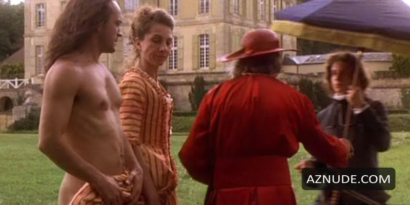 French actor vincent perez fully frontal nude in le libertin