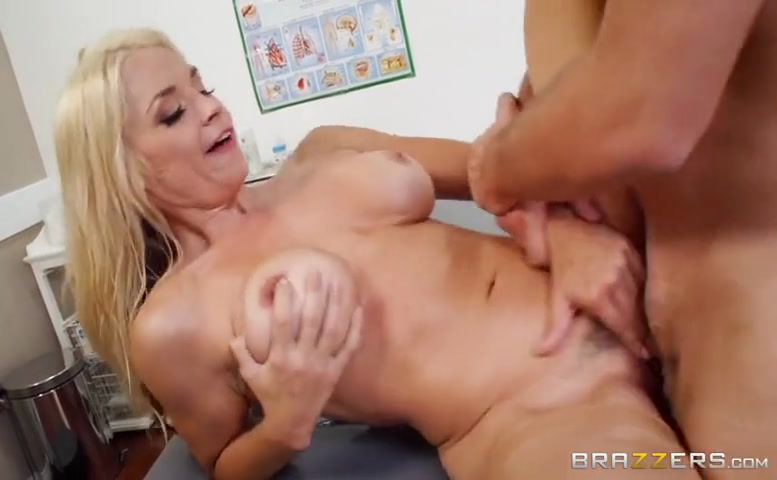 Sarah Vandella in Cum For Nurse Sarah