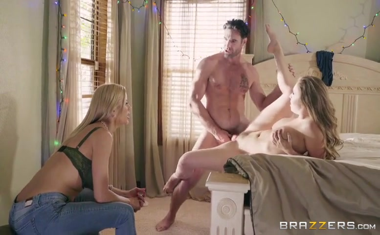 Lena Paul in A Brazzers Christmas Special: Part 4