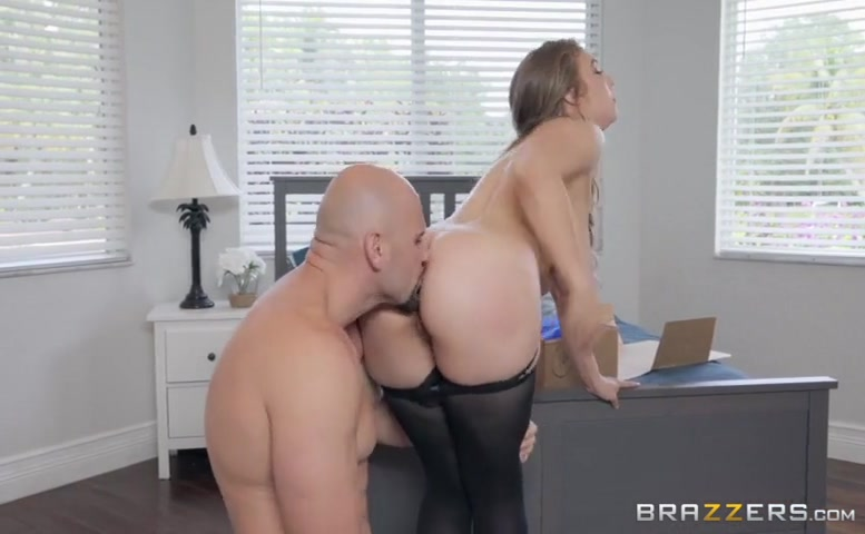 Lena Paul in Express Pussy Packaging