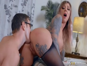 KARMA RX NUDE/SEXY SCENE IN THE PRODIGAL SLUT RETURNS FIRST ANAL