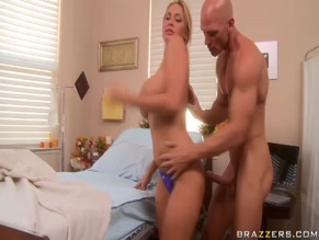 ALANAH RAE NUDE/SEXY SCENE IN NURSE & DOCTOR PLAY WHILE PATIENT'S AWAY