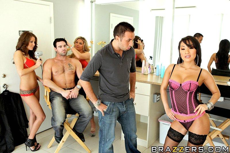 Sex At Hair Salon