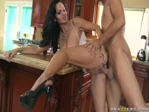 AVA ADDAMS in PARDON ME, BUT YOUR MOUTH IS ON MY PENIS(2010)