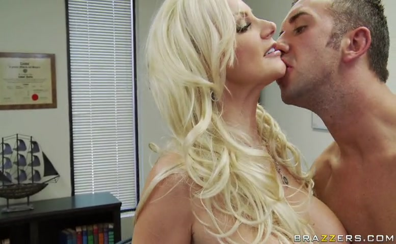 Brittany Andrews in A Little Big Trouble