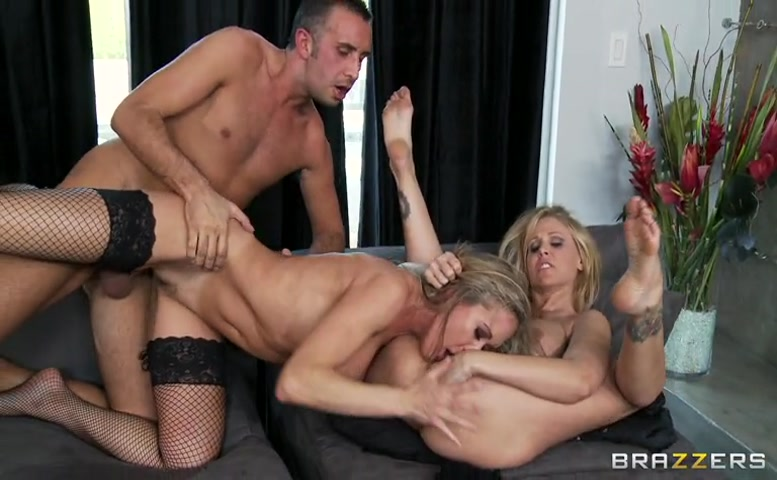 Julia Ann in Door To Door Whores