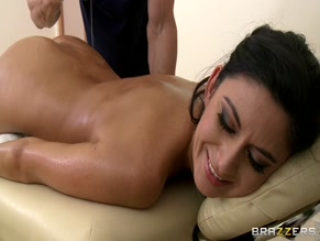 NIKKI DANIELS NUDE/SEXY SCENE IN MASSAGE TIME