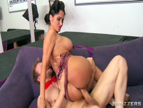 AVA ADDAMS in AVA ADDAMS SCHOOL OF MODELING(2012)