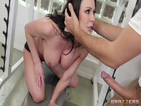 KENDRA LUST NUDE/SEXY SCENE IN GOING DEEP AT THE GYM