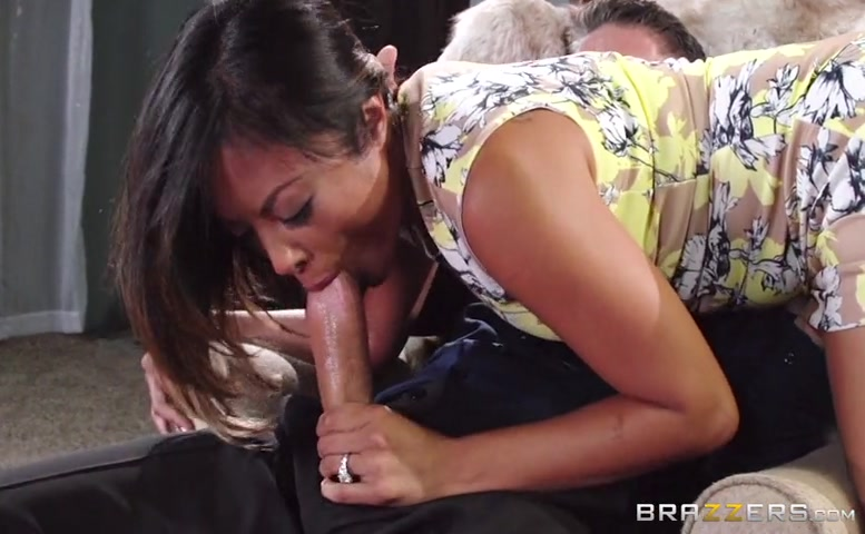 Kaylani Lei in Behind The Porn: Kaylani'S Dream Scene