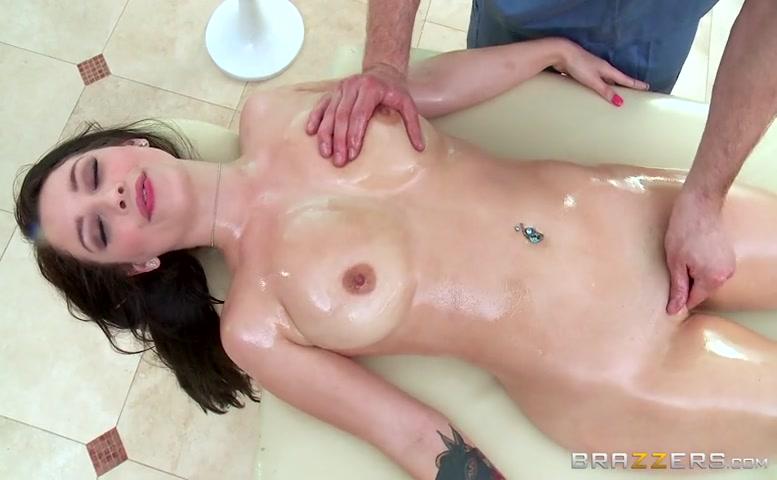 Girls giving naked massage gif