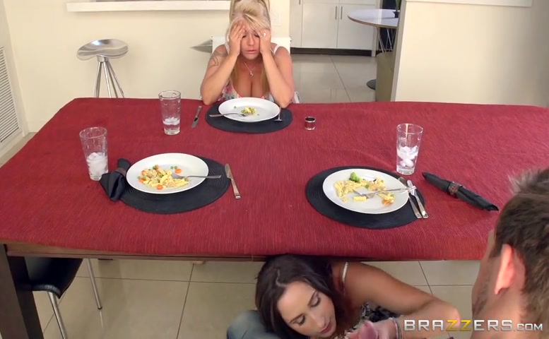 Ashley Adams in Setting The Table