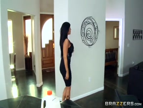 MELISSA MAY NUDE/SEXY SCENE IN ROOM, BOARD AND BANG
